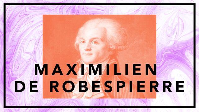 Bildningsbyrån - tänka mot strömmen : Robespierre - den osjälviske terroristen