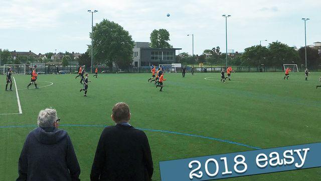 Newsreel Easy : 2018-05-19