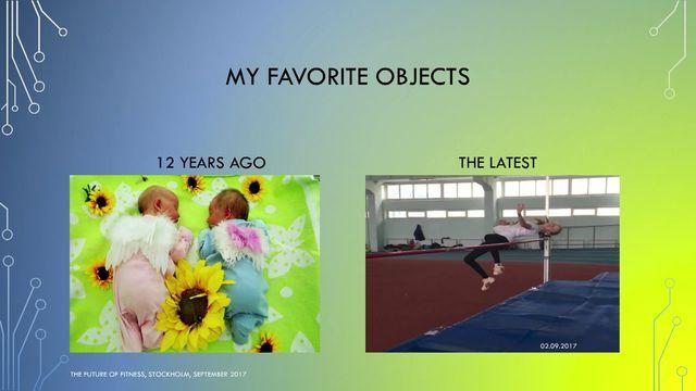 UR Samtiden - Hälsa och träning i framtiden : Genetiska variationer hos ukrainska atleter