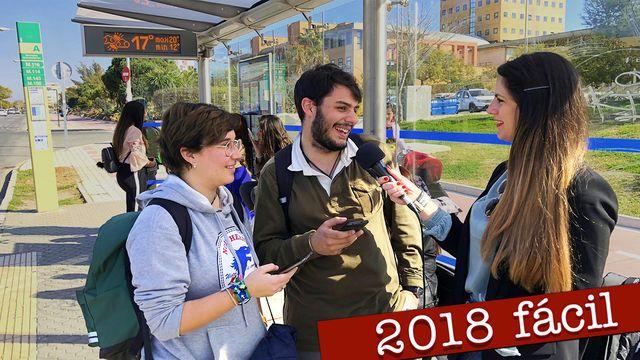 ¿Qué Pasa? fácil : 2018-02-24