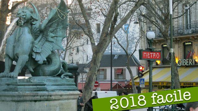 Nouvelles en français facile : 2018-03-31