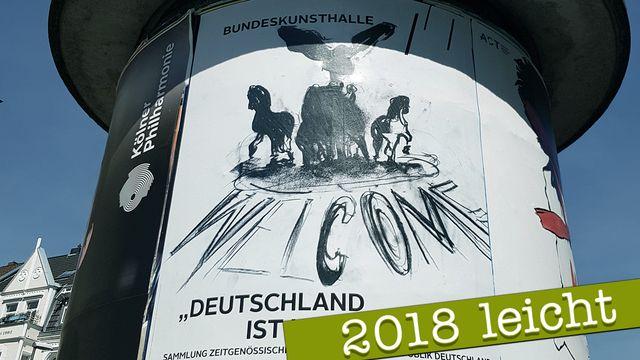 Nachrichten auf Deutsch leicht : 2018-04-28