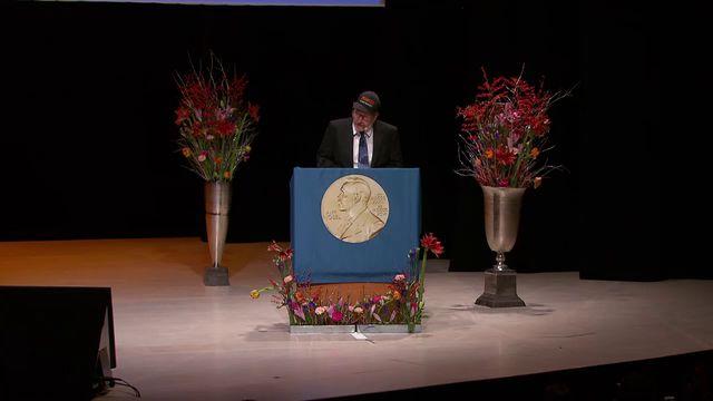 UR Samtiden - Nobelföreläsningar 2017 : Jeffrey C Hall, medicin