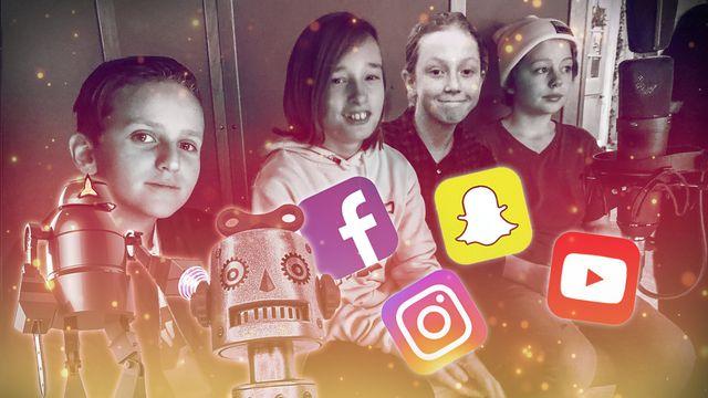 Programmera mera : Sociala medier