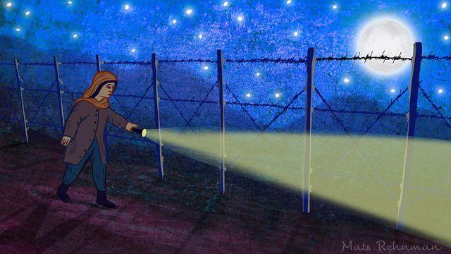 Arabiska sagor : Det flygande tältet, del 1