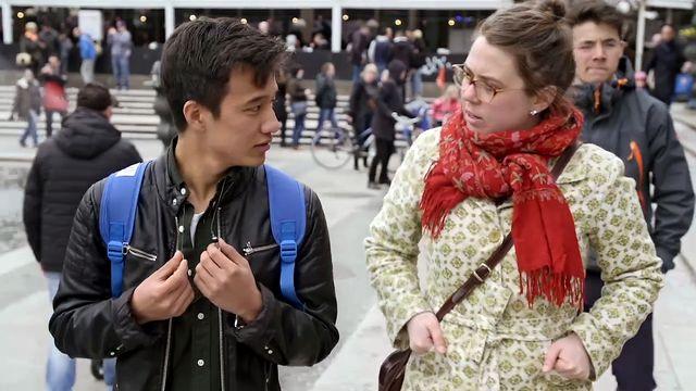 Det goda landet - teckenspråkstolkat : Läraren Maja