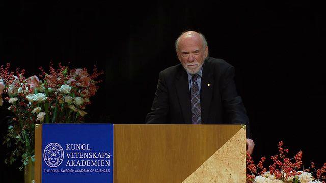 UR Samtiden - Nobelföreläsningar 2017 : Barry C Barish, fysik