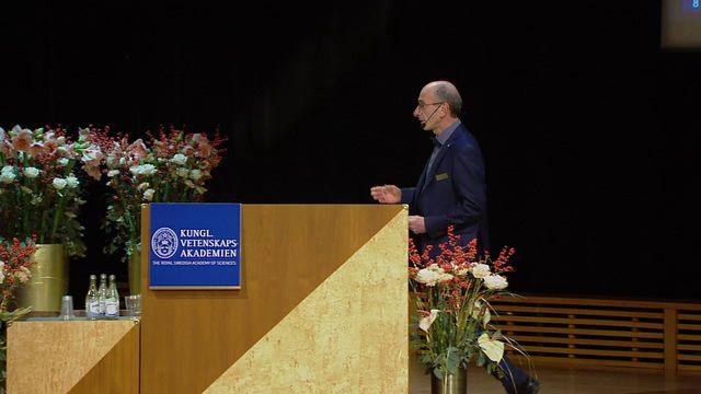 UR Samtiden - Nobelföreläsningar 2017 : Richard Henderson, kemi