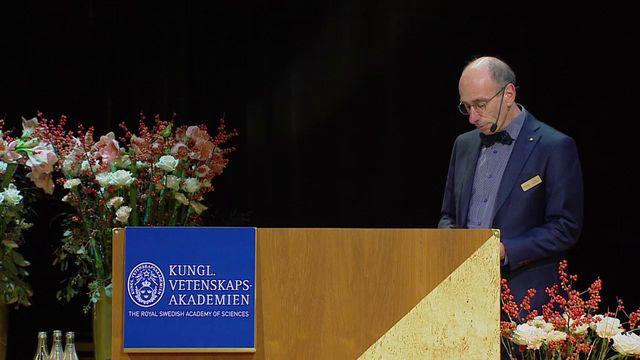 UR Samtiden - Nobelföreläsningar 2017 : Joachim Frank, kemi