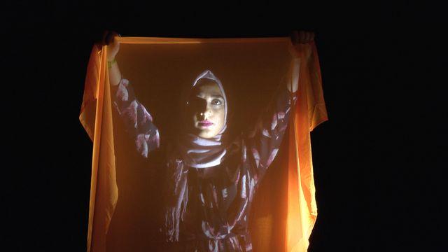 Scener ur Svenska hijabis : Här går min gräns