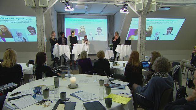 UR Samtiden - Nordens nyanlända barn och unga : Frivilliginsatser för barn och ungas integration