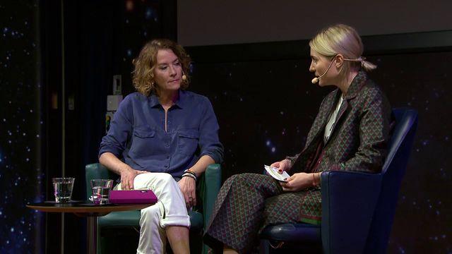 UR Samtiden - Lättlästdagen 2017 : Mian Lodalen: Att skiva lättläst