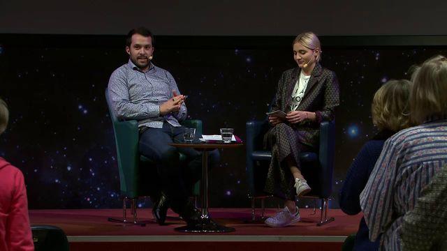 UR Samtiden - Lättlästdagen 2017 : Ett samtal om adhd