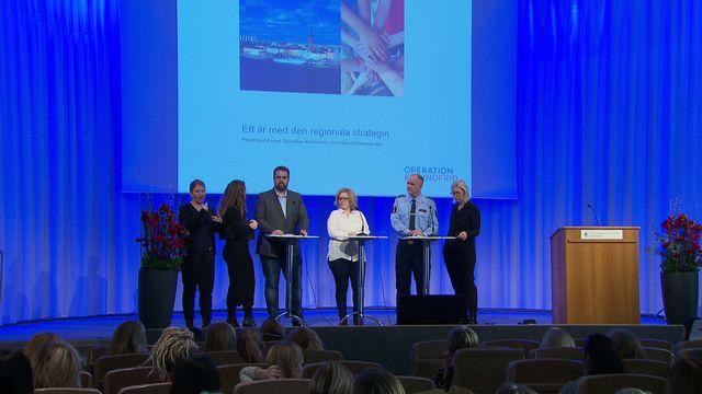 UR Samtiden - Hedersrelaterat våld och förtryck : Ett år med den regionala strategin
