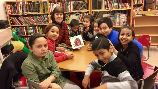 Lärarrummet : Den romska skrivarklubben som väcker läslust