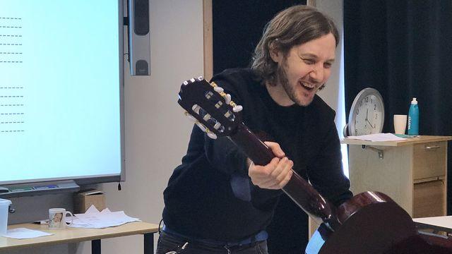 Lärarrummet : Ungas rätt att hitta sitt musikaliska uttryck