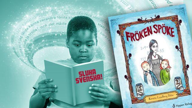 Sluka svenska! : Fröken Spöke, del 1