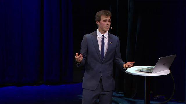 UR Samtiden - Stockholm International Youth Science Seminar 2017 : Användning av viral strategi för att bekämpa multiresistenta bakterier