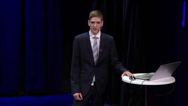 Stockholm International Youth Science Seminar 2017 : Optimering av en flygplansvinge