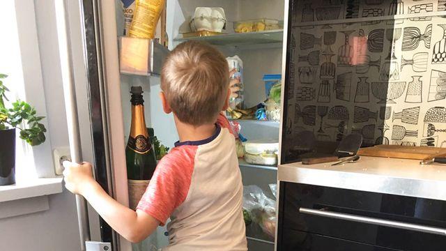 Barnaministeriet dokumentär : Barn och mat