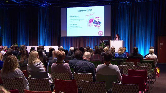UR Samtiden - Skolforum 2017 : Hjärnkunskap för en likvärdig skola