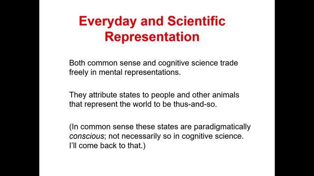 UR Samtiden - Tänka på att tänka : Mentala representationer