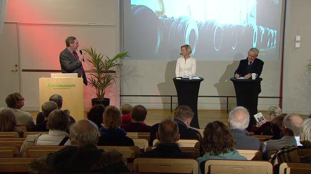 UR Samtiden - Finland 100 år : Finsk-svensk militär samverkan i dag och i övermorgon