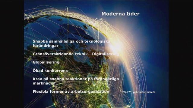 UR Samtiden - Konsten att hantera en föränderlig framtid : Framtidens ledarskap