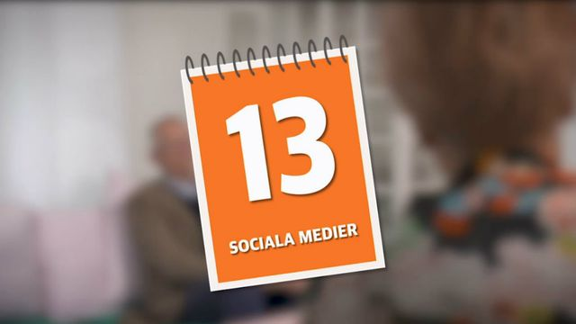 Programmera mera - uppdrag : Sociala medier