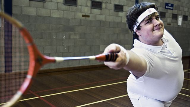 Kortfilmsklubben - engelska : Bruce Lee played badminton too