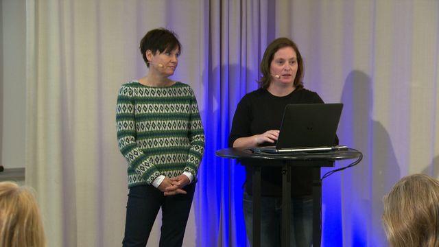 UR Samtiden - Skolbibliotekarien 2017 : Från skolbibliotek till mediatek