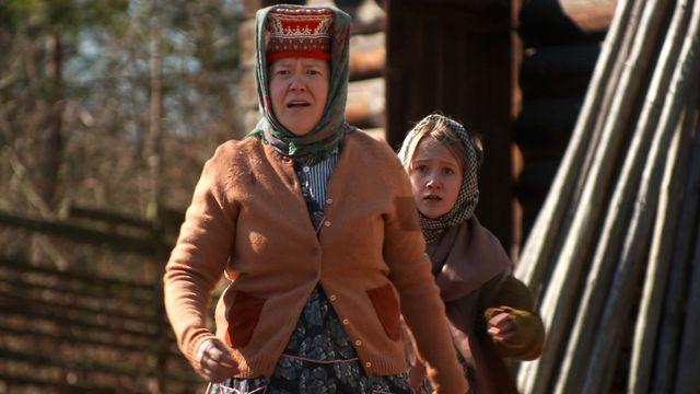 Samernas tid - syntolkat : Stölden av Sápmi