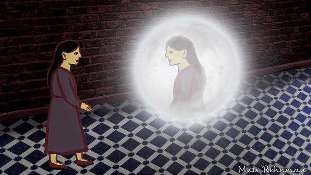 Arabiska sagor - arabiska : Det flygande tältet, del 2