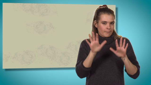 Fel väder - teckenspråkstolkat : Kurragömmautflykt