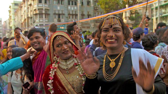 Perspektiv på världen : Samhälle - hijras, Indiens tredje kön