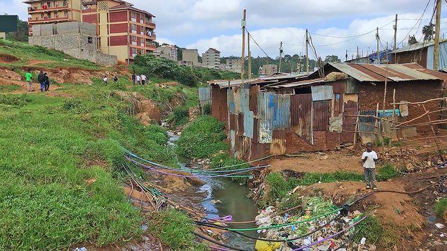 Perspektiv på världen : Resurser - bistånd