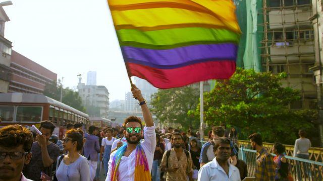 Perspektiv på världen : Mänskliga rättigheter - hbtq-rättigheter