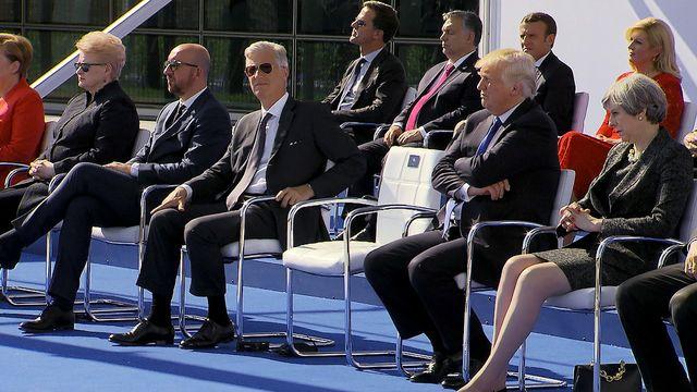 Perspektiv på världen : Sverige och världen - Nato