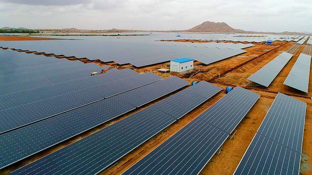 Perspektiv på världen : Miljö - solenergi