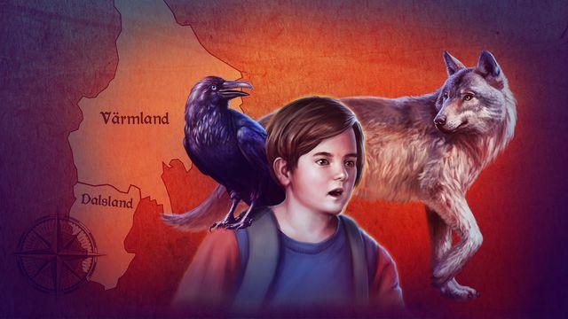 Hamnskiftarens resa : Dalsland, Värmland