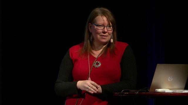 UR Samtiden - Saepmie - Språket och litteraturen : Min väg till språket