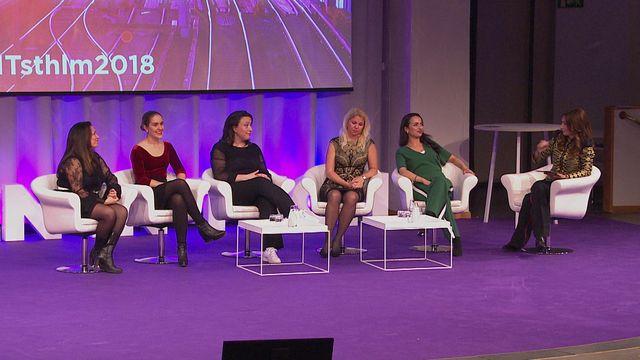 UR Samtiden - Women in tech : Att bygga hållbara företag
