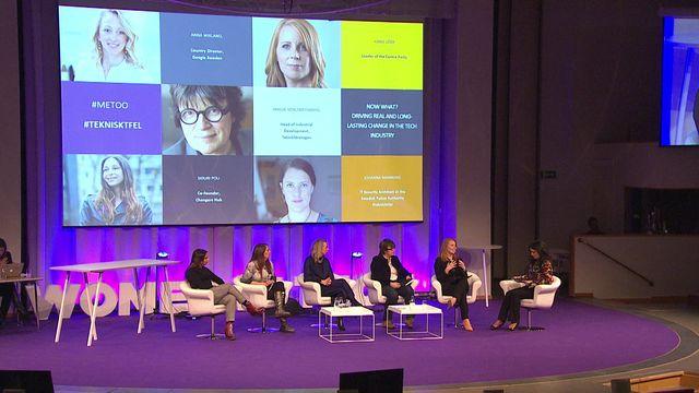 UR Samtiden - Women in tech : Efter #teknisktfel - hur skapas förändring?
