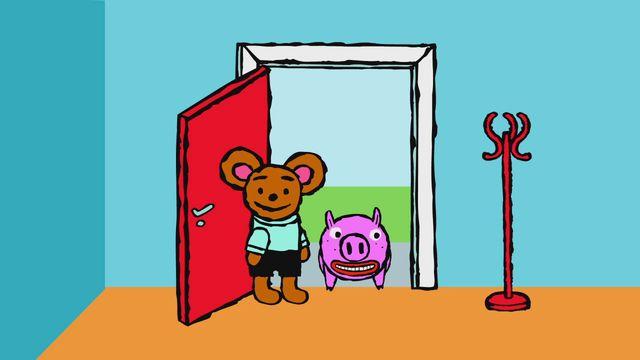 Pinos dagbok - spanska : Pino och grisen