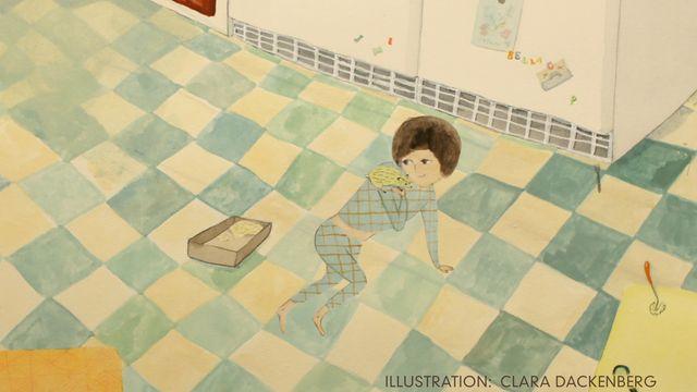 Godnattsagor - arabiska : Bli inte rädd!