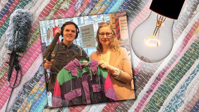 Kjellsorterat : Textil
