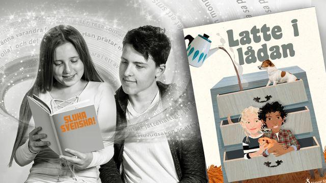 Sluka svenska! : Latte i lådan, del 1