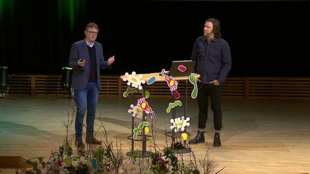 UR Samtiden - Tarmens flora och fauna : Hur mat och lycka hänger ihop
