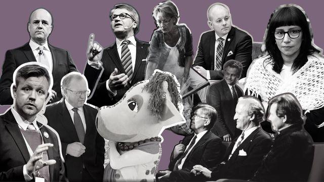 Detaljerna - nutidspolitik : Håll truten Carl Bildt