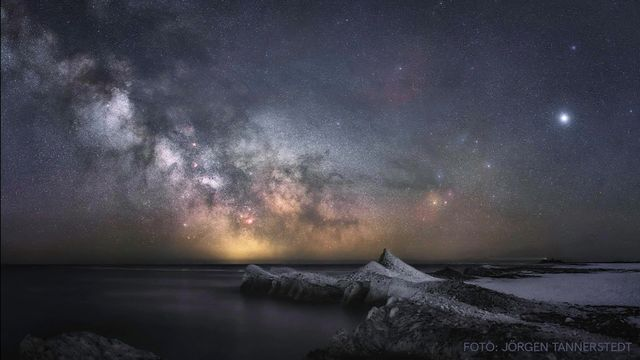 UR Samtiden - Naturfotodagen : Astrofotografering